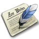 WithZen Writer you easily put thoughts into words.