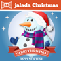 jalada Christmas 2015 - The reflective 3D game fun for Chrismas.