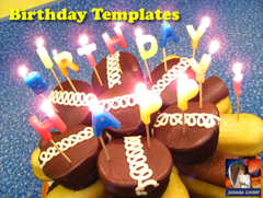 Happy Birthday Templates