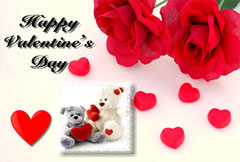 How to make a Valentine's Day Card with Image Dream