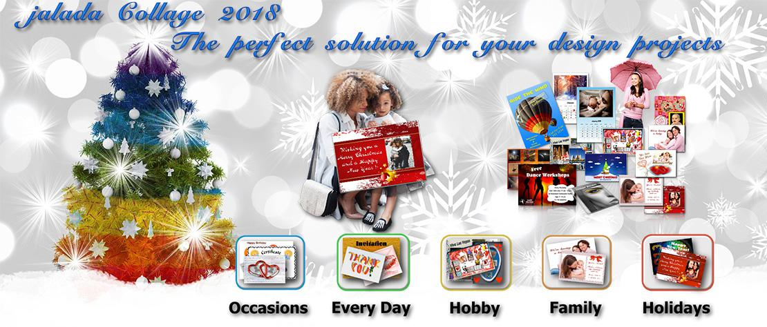 jalada Collage 2018 - Christmas