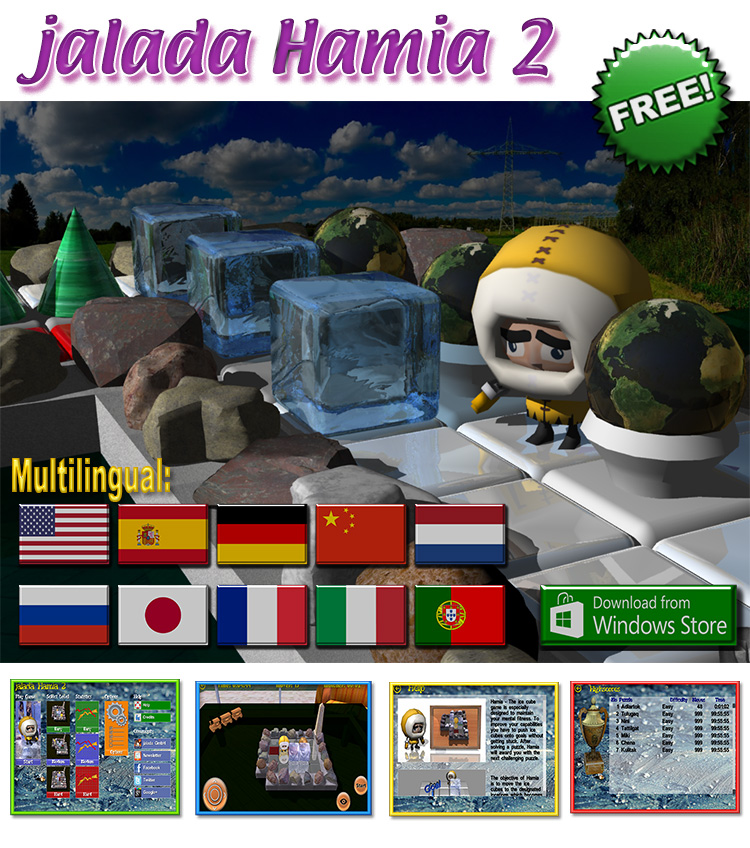 Download jalada Hamia 2 from the Microsoft Store