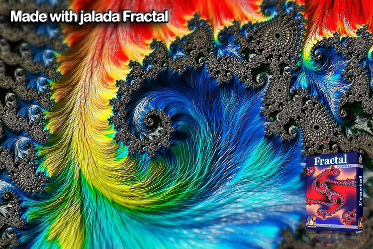 Made with jalada Fractal