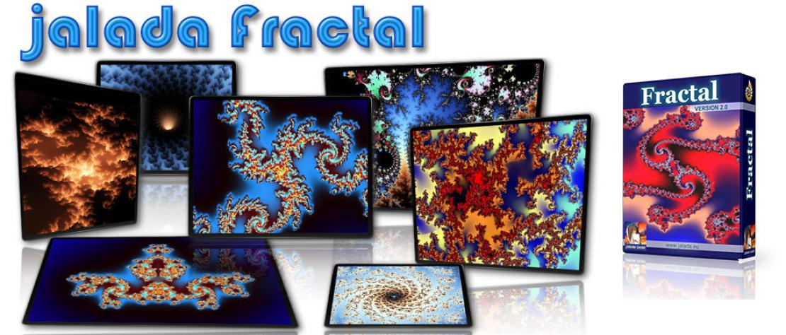 jalada Fractal - Your whole fractal creation studio for Windows and OS X.